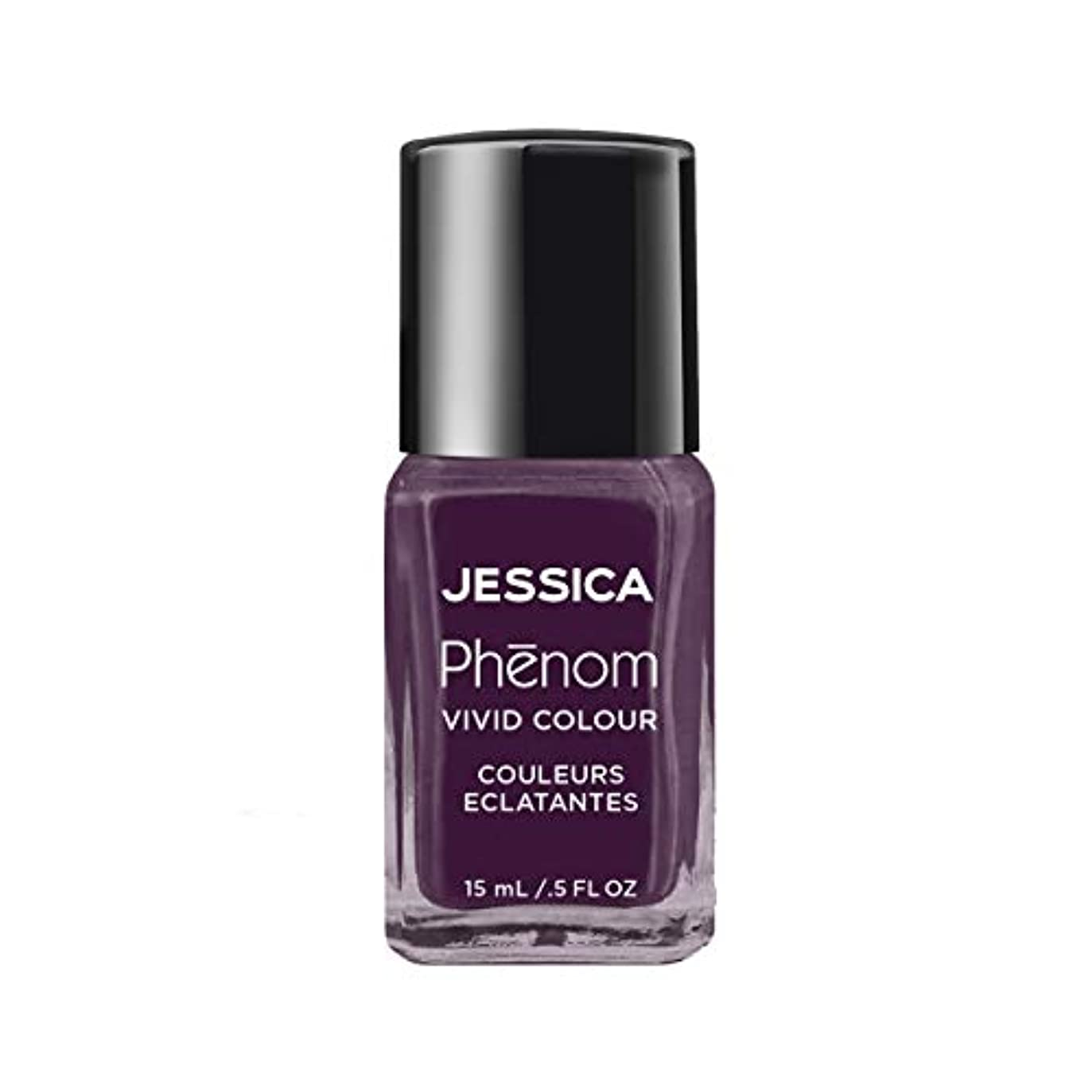 怒っている階層虫Jessica Phenom Nail Lacquer - Exquisite - 15ml / 0.5oz