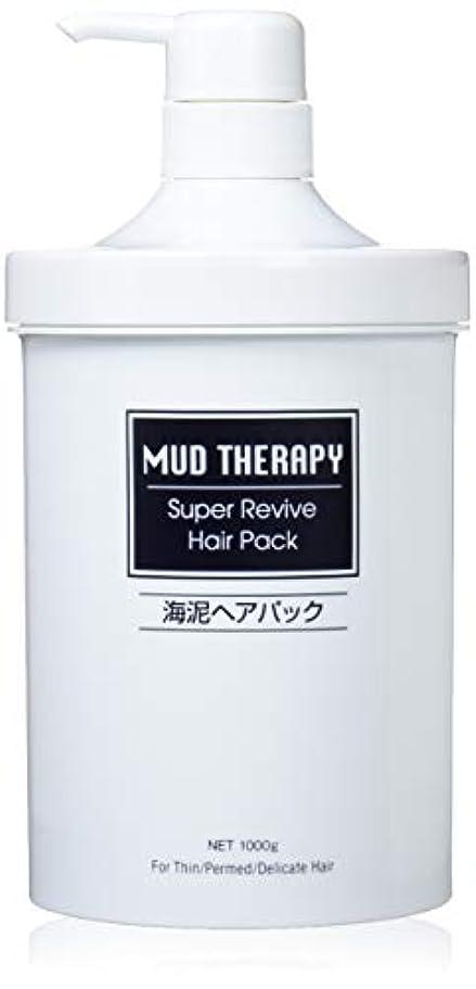 ソーダ水タフ肘マッドテラピー ヘアパックQ10 1000g(ポンプ)