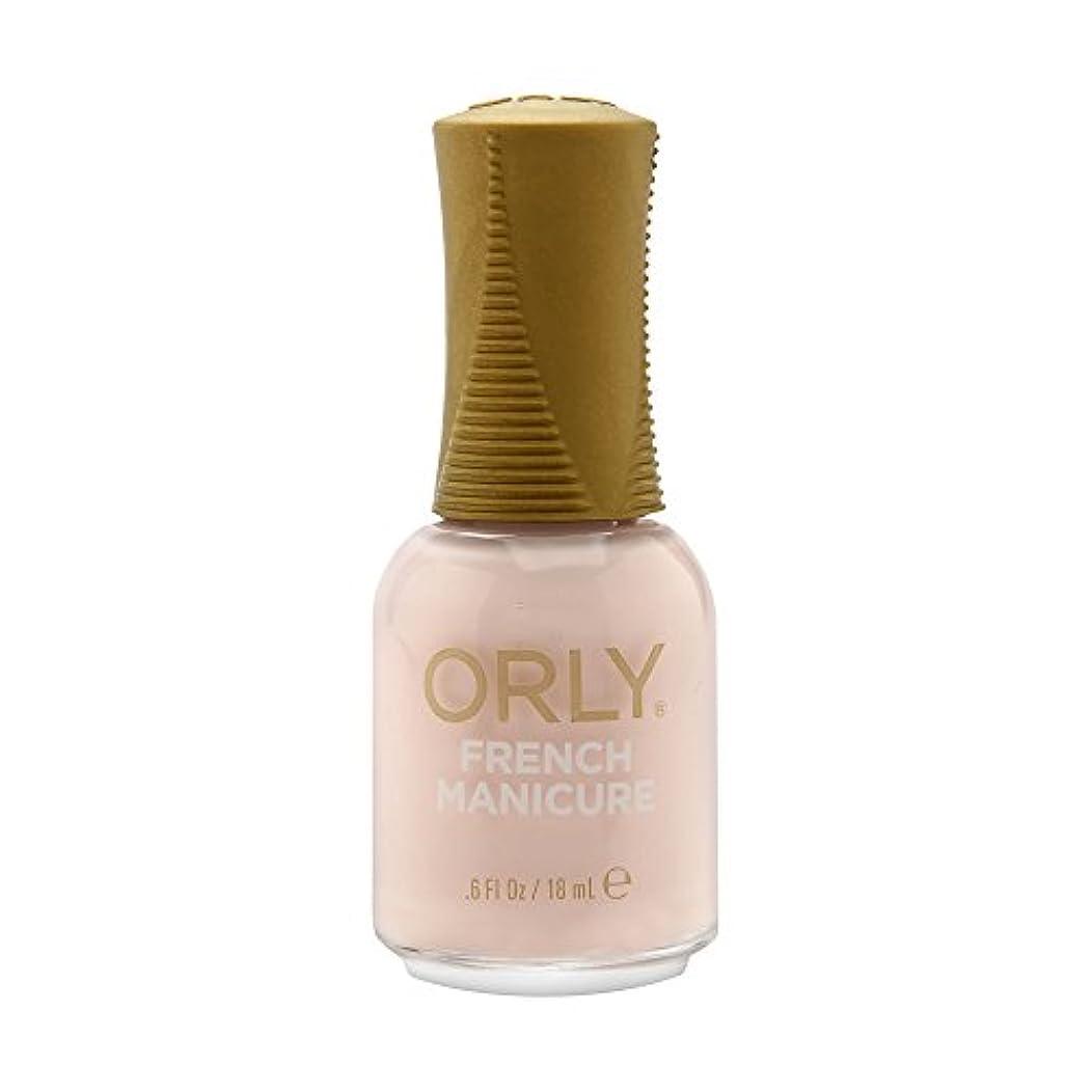 シャックルジャングル牛肉Orly Nail Lacquer - Pink Nude - 0.6oz / 18ml