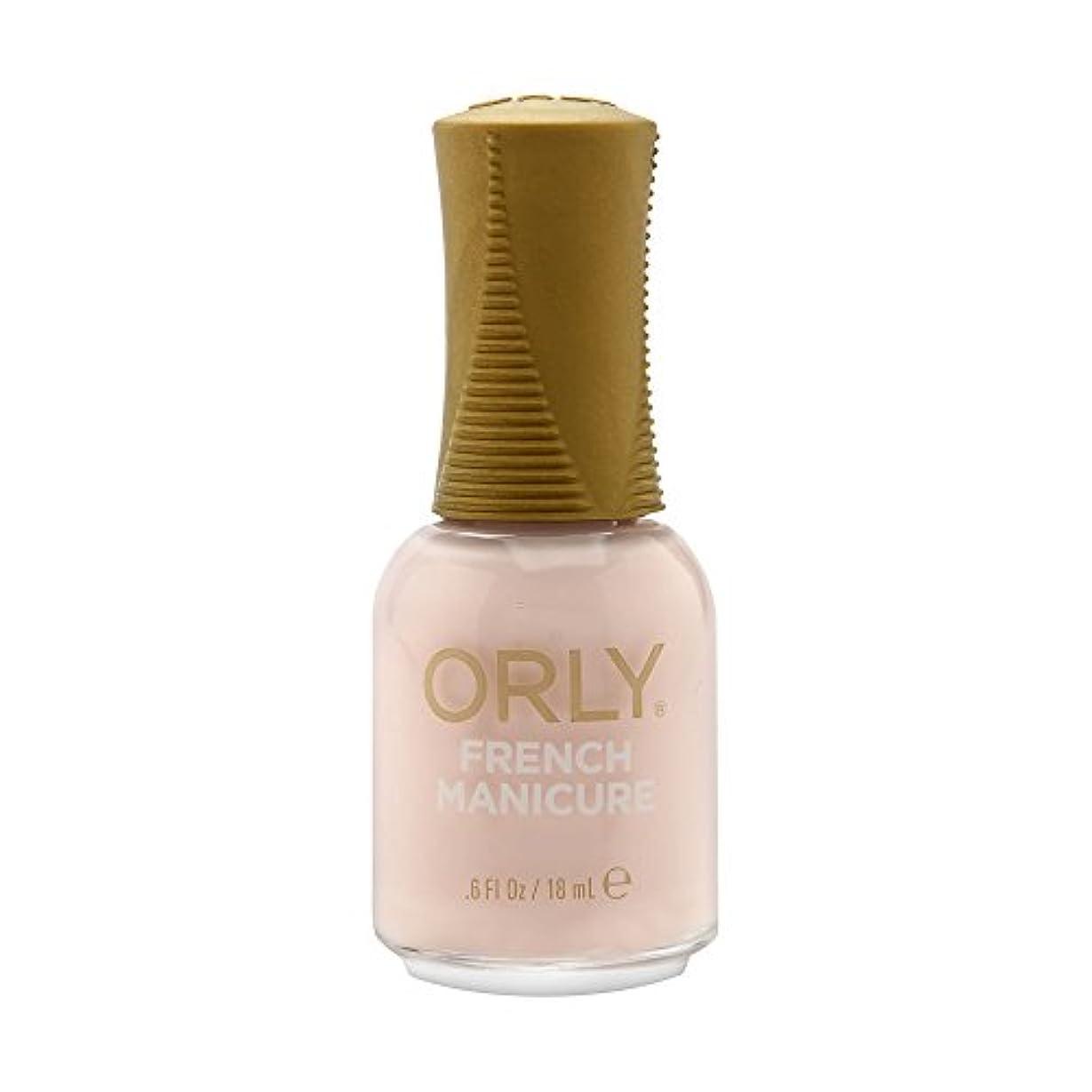 前提原理アクティブOrly Nail Lacquer - Pink Nude - 0.6oz / 18ml