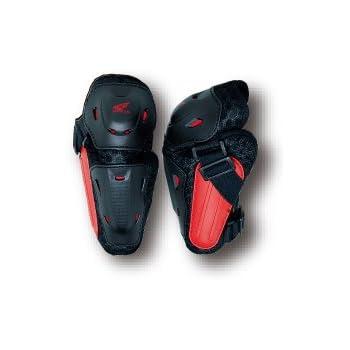 [ホンダ] スリップオン プロテクター ライト 肘・膝用 / ブラック / 0SYEJ-E92-K-F