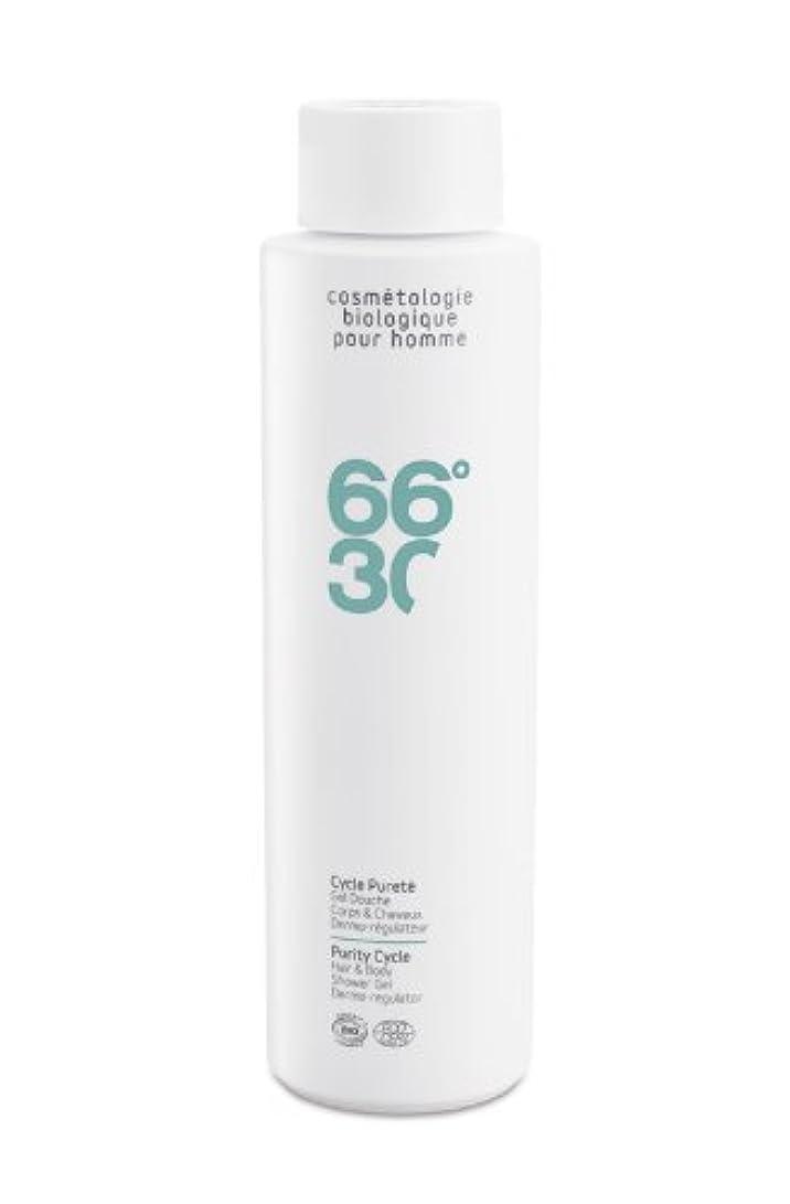 リサイクルする脱臼するキノコ[66°30] ピュリティ?サイクル / Hair&Body Shower Gel(250ml.)