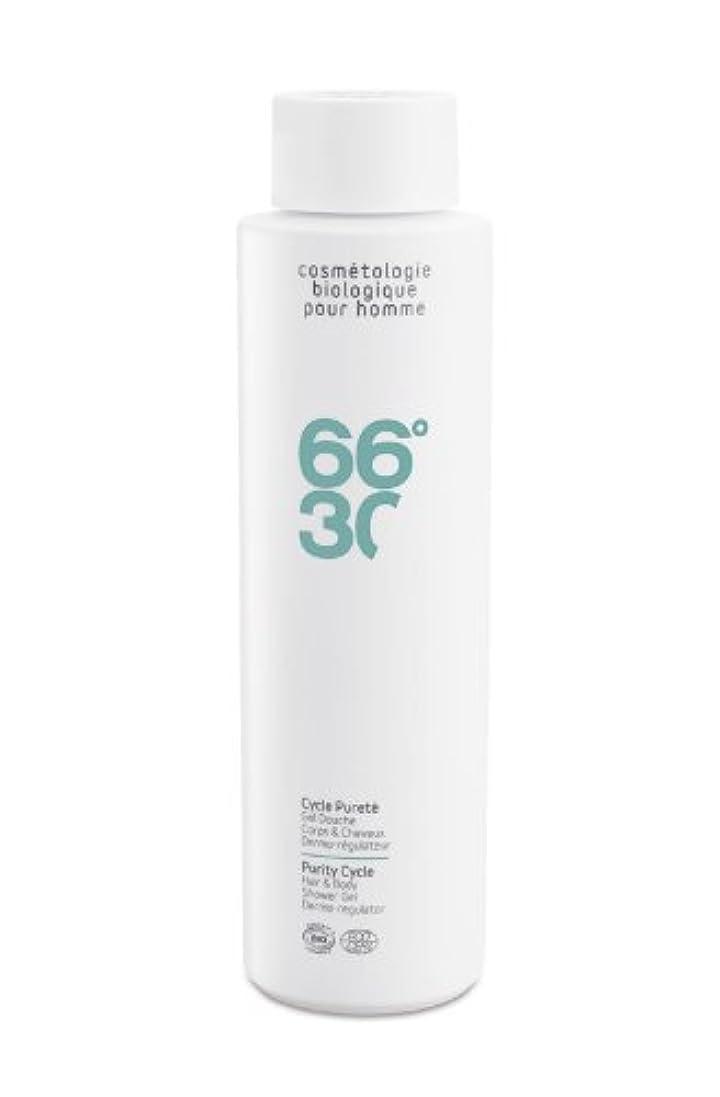 作業浜辺公平な[66°30] ピュリティ?サイクル / Hair&Body Shower Gel(250ml.)