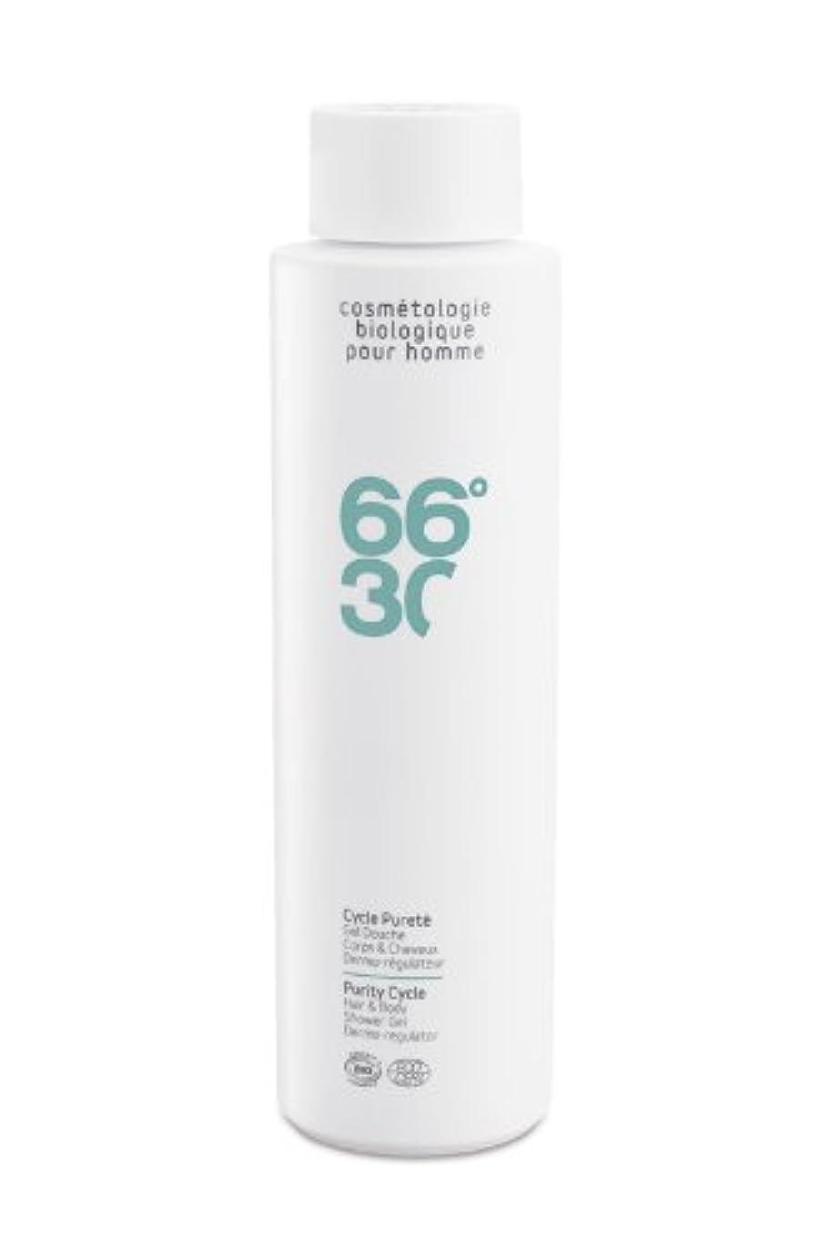 スムーズに販売計画医療の[66°30] ピュリティ?サイクル / Hair&Body Shower Gel(250ml.)