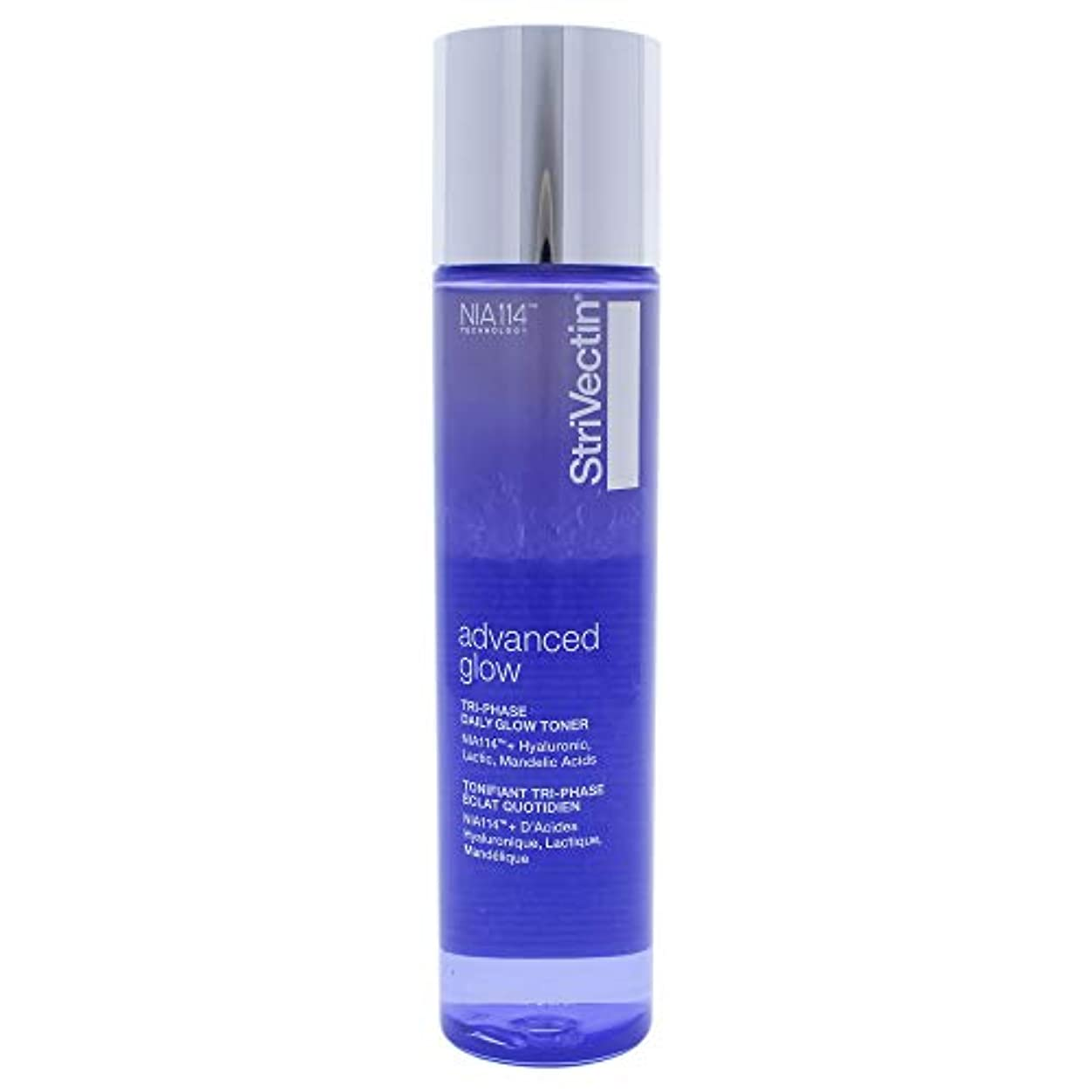 中で苦難笑ストリベクチン StriVectin - Advanced Glow Tri-Phase Daily Glow Toner 148ml/5oz並行輸入品