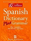 Cover of Collins Dictionary and Grammar – Collins Spanish Dictionary Plus Grammar