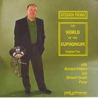 ユーフォニアムの世界 Vol. 2 World of the Euphonium Volume 2