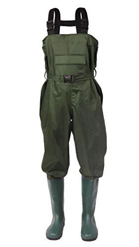 【Rurumi】チェスト ハイ ウェダー 防水 釣り スーツ ウェーダー ラジアル ソール 渓流 海 田植え 鮮魚店 水回り 仕事
