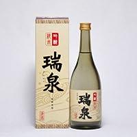 瑞泉 吟醸純米 720ml 箱付 日本酒 鳥取 地酒