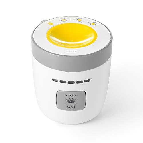 OXO(オクソー) キッチンタイマー(デジタル) ホワイト 縦6×横6×高さ6.5cm エッグタイマー 穴あけ器付 11243500