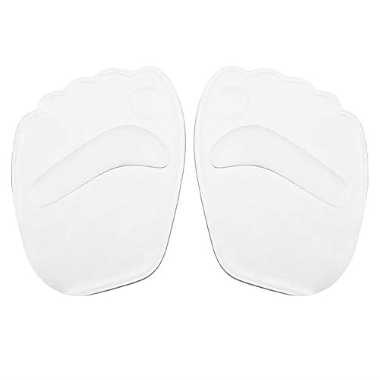 不機嫌トイレ第二ハイヒールパッド インソール 滑り止め ジェルヒール 足裏保護パッド つま先の痛み緩和 足裏マッサージ 靴ずれ防止パッド 柔らかい