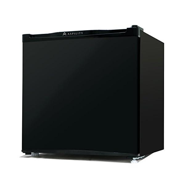 エスキュービズム 1ドア冷蔵庫 WR-1046B...の商品画像