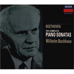 バックハウス(P) ベートーヴェン ピアノソナタ全集の商品写真