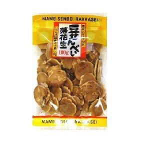【16個入り】NS15 豆せんべい落花生 100g 4903681203011
