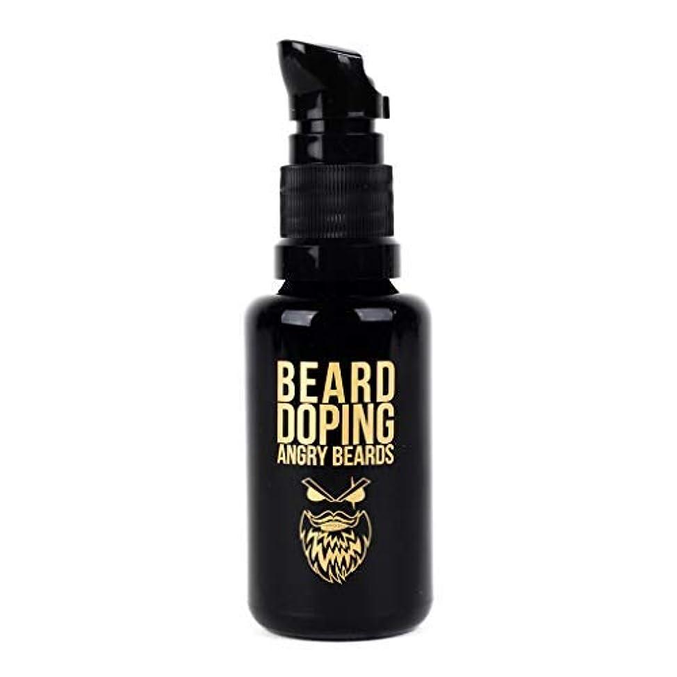 従者大胆な東方Beard Doping for Growth by Angry Beards 30ml Made in Czech Republic / 成長のためのひげドーピング怒っているひげ30mlチェコ共和国製