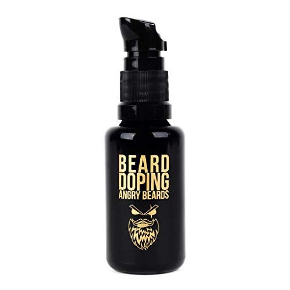 スペイン語国家目立つBeard Doping for Growth by Angry Beards 30ml Made in Czech Republic / 成長のためのひげドーピング怒っているひげ30mlチェコ共和国製