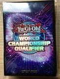 遊戯王 海外版 世界大会予選 WCQ World Championship Qualifier 2014 プロモスリーブ  (80枚入)