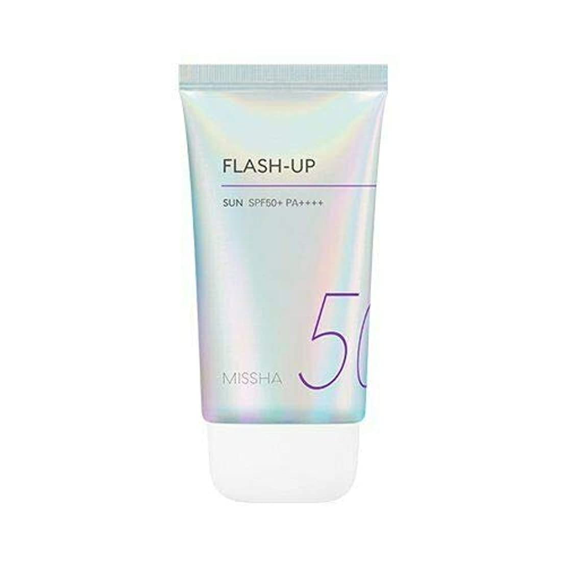 MISSHA ミシャ Flash-Up Sun 50ml SPF50+/PA++++ 韓国日焼け止め