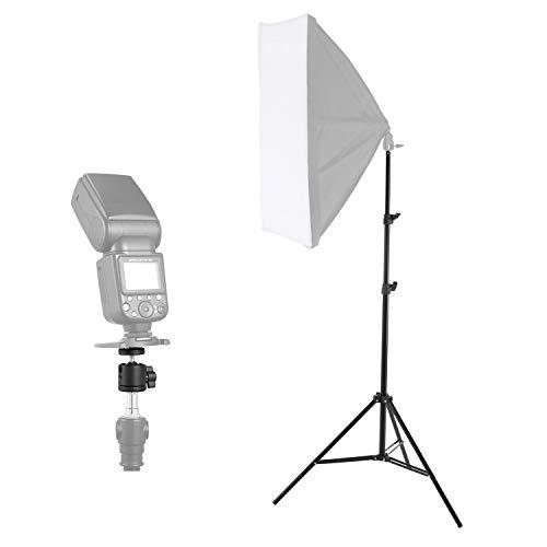『Meking 撮影写真 自由雲台*2+ライトスタンド*2+収納ケース HTC VIVE VR専用セット』の6枚目の画像