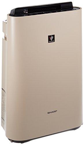 シャープ 加湿空気清浄機 プラズマクラスター ~13畳/ 空気清浄 ~23畳 ベージュ KC-F50-C