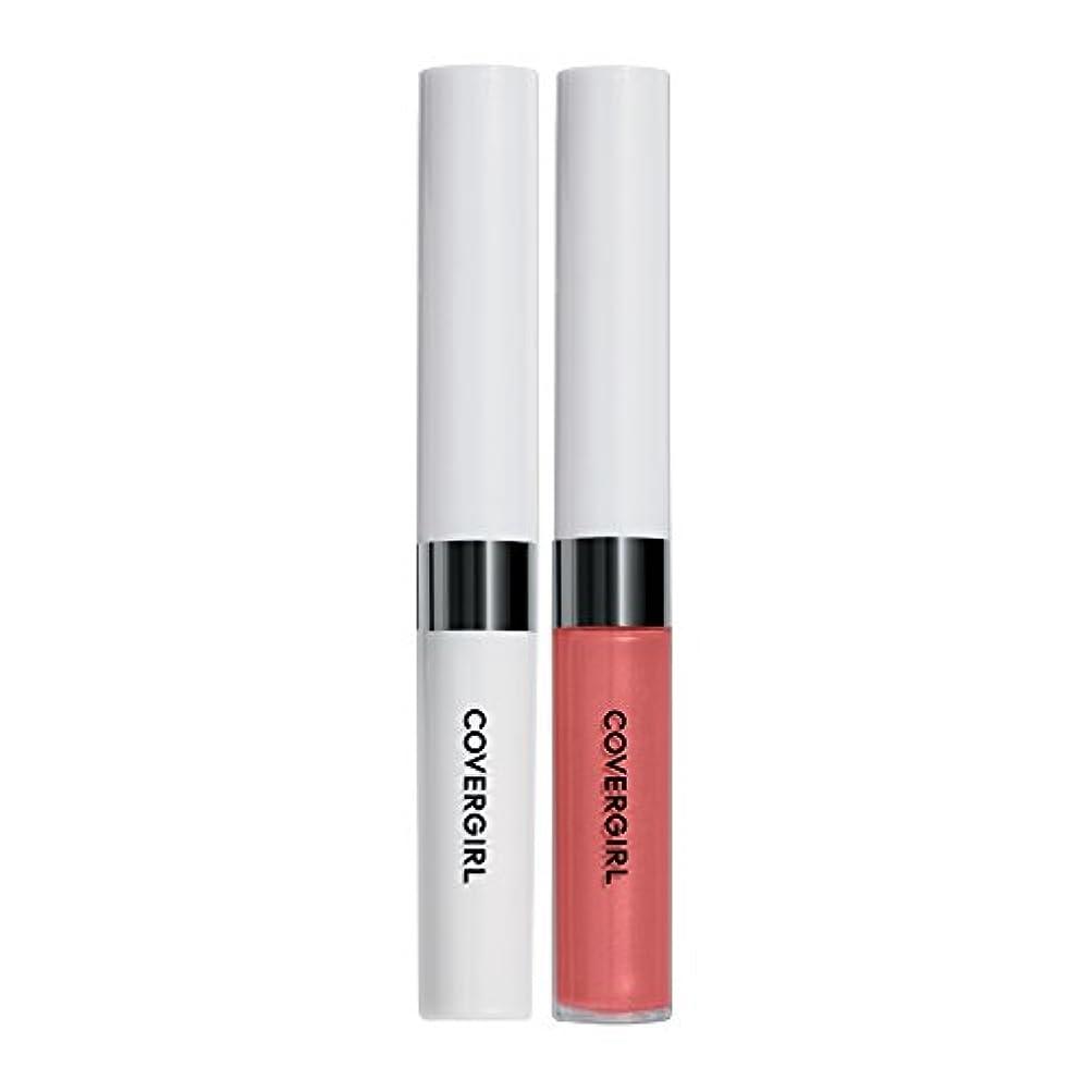 自分のマーキング少数COVERGIRL Outlast All-Day Moisturizing Lip Color, Coral Sunset 512 [並行輸入品]