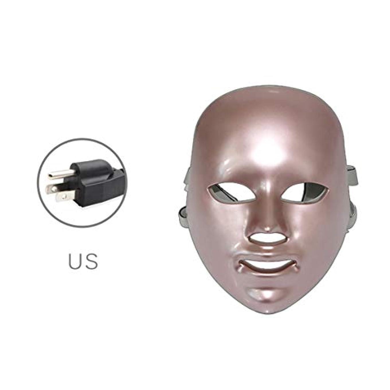 良い電圧類推Intercorey Home Beauty Equipment Led Photon Beauty Mask Instrument Seven Color Photon Rejuvenation Instrument...