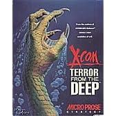 X-Com: Terror From The Deep (輸入版)