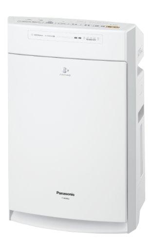 Panasonic【PM2.5対応】ECONAVI×nanoe 加湿空気清浄機 ホワイト 適用床面積=18畳 F-VE40XJ-W