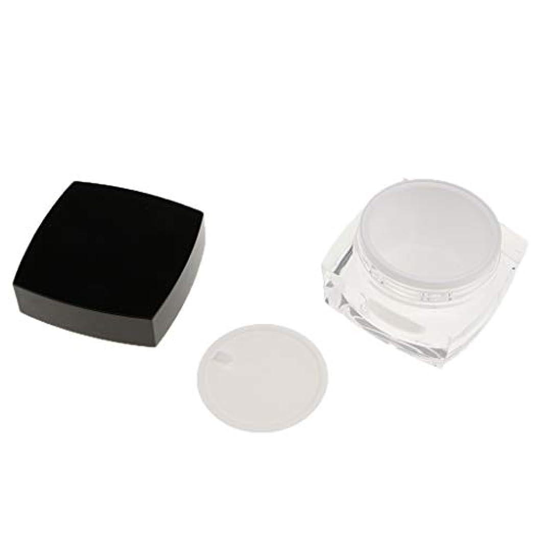 宇宙仕方机Perfeclan 化粧品容器 プロ 容器 メイクアップ クリームジャー 瓶 小分けツール 2サイズ選べ - 50g