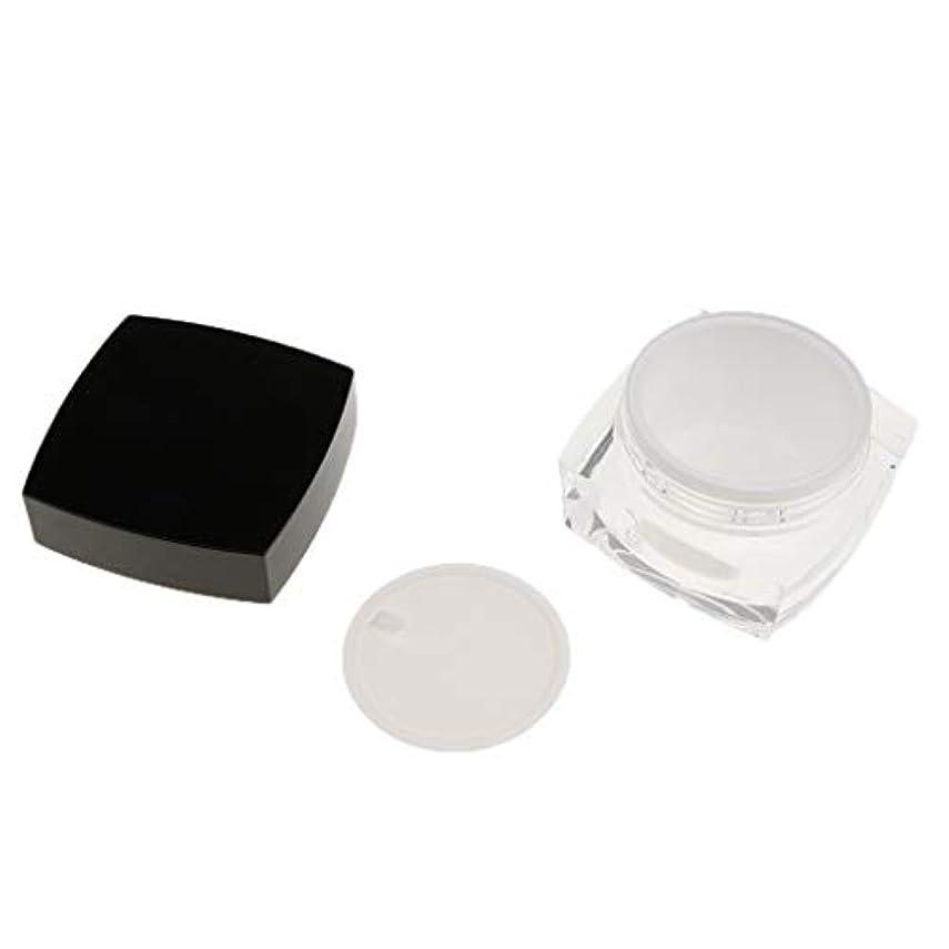 作家稼ぐ宅配便Perfeclan 化粧品容器 プロ 容器 メイクアップ クリームジャー 瓶 小分けツール 2サイズ選べ - 50g