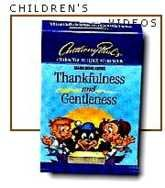 Character Builder: Thankfulness And Gentlness Vol 4