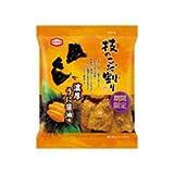 亀田製菓 技のこだ割り 濃厚うに醤油味 1箱(10袋)
