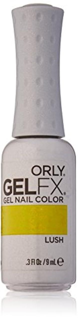 保証玉ねぎ結晶Orly GelFX Gel Polish - Lush - 0.3oz / 9ml