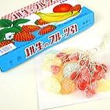 フルーツ糸引き飴
