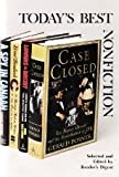 Case Closed: Lee Harvey Oswald & the Assassination of JFK/A Marriage Made in Heaven/Lovers of Deceit/A Spy in Canaan (Reader's Digest Today's Best Nonfiction, Volume 27: 1994)