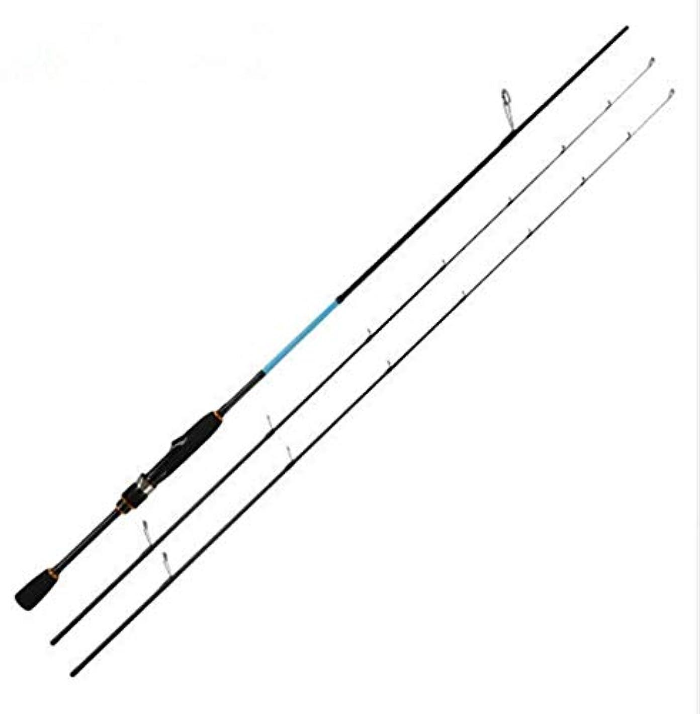 ペア学生揮発性Abiliyy 釣り竿釣り用品釣り竿炭素鋼棒適切な池リバーサイド (サイズ : 192CM)