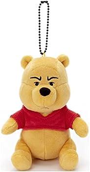 ディズニー ディズニーキャラクター ファニーフェイス ボールチェーンマスコット くまのプーさんA 高さ約14cm