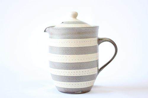 小石原焼 鶴見窯 ポット|コーヒー|スープ|伝統工芸|日本製...