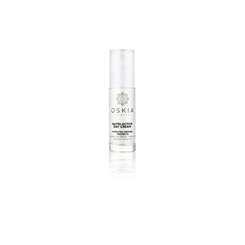 プロトタイプ粘着性動作のニュートリアクティブデイクリーム(40ミリリットル) x4 - Oskia Nutri-Active Day Cream (40ml) (Pack of 4) [並行輸入品]