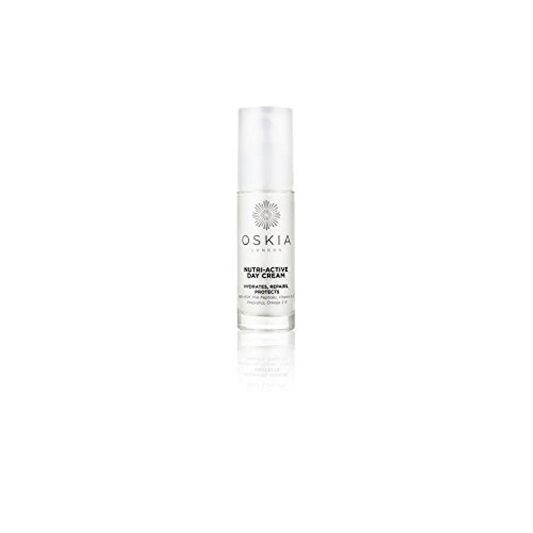 歯痛処分したシーズンOskia Nutri-Active Day Cream (40ml) (Pack of 6) - のニュートリアクティブデイクリーム(40ミリリットル) x6 [並行輸入品]