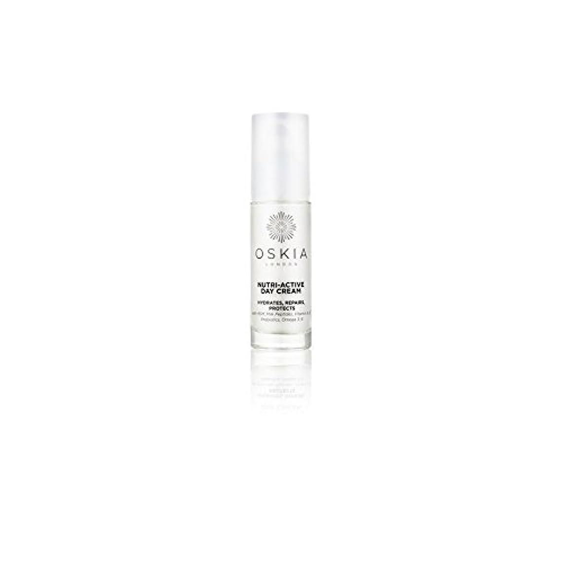 テメリティいくつかの特徴づけるOskia Nutri-Active Day Cream (40ml) (Pack of 6) - のニュートリアクティブデイクリーム(40ミリリットル) x6 [並行輸入品]