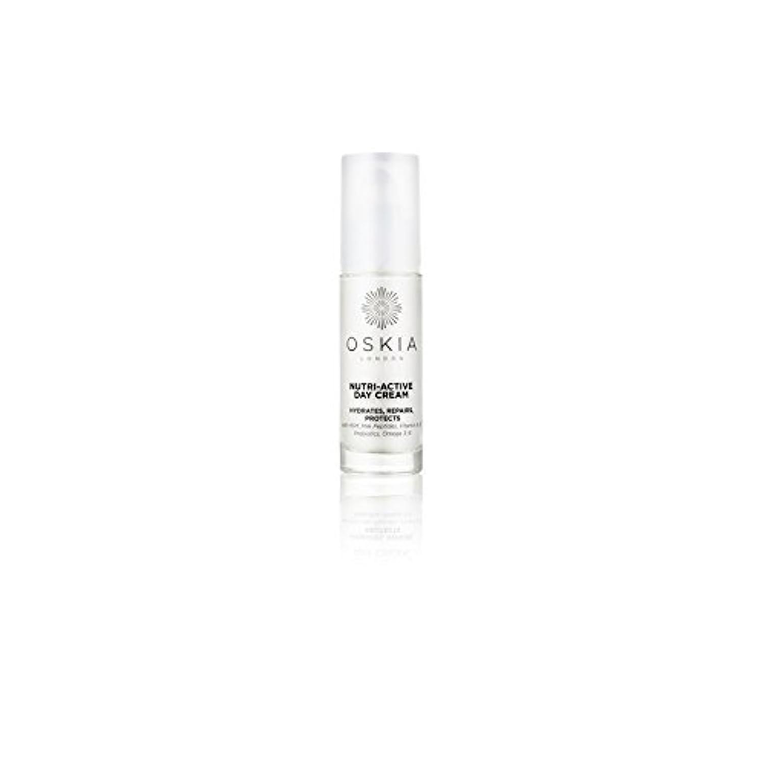 アメリカボリューム委員会Oskia Nutri-Active Day Cream (40ml) - のニュートリアクティブデイクリーム(40ミリリットル) [並行輸入品]