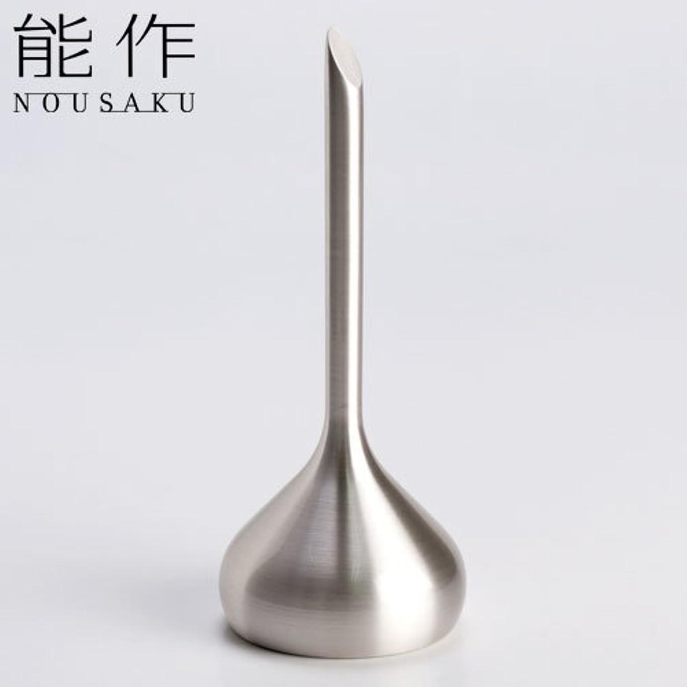 錆び実現可能ペストリー能作 ベル(呼び鈴)オニオンシルバー能作真鍮製のインテリア?ホームアクセサリー卓上ベル