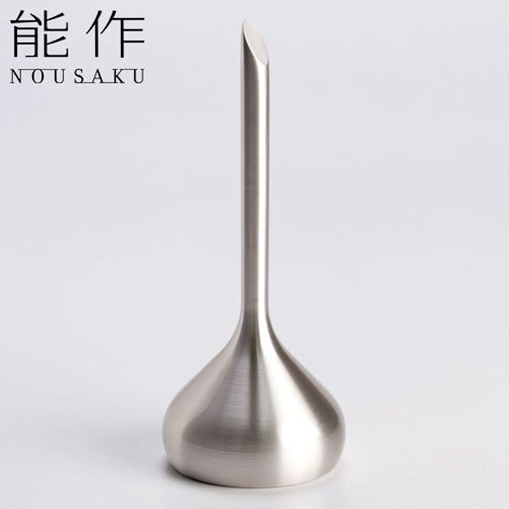 トリクルコンドームいらいらさせる能作 ベル(呼び鈴)オニオンシルバー能作真鍮製のインテリア?ホームアクセサリー卓上ベル
