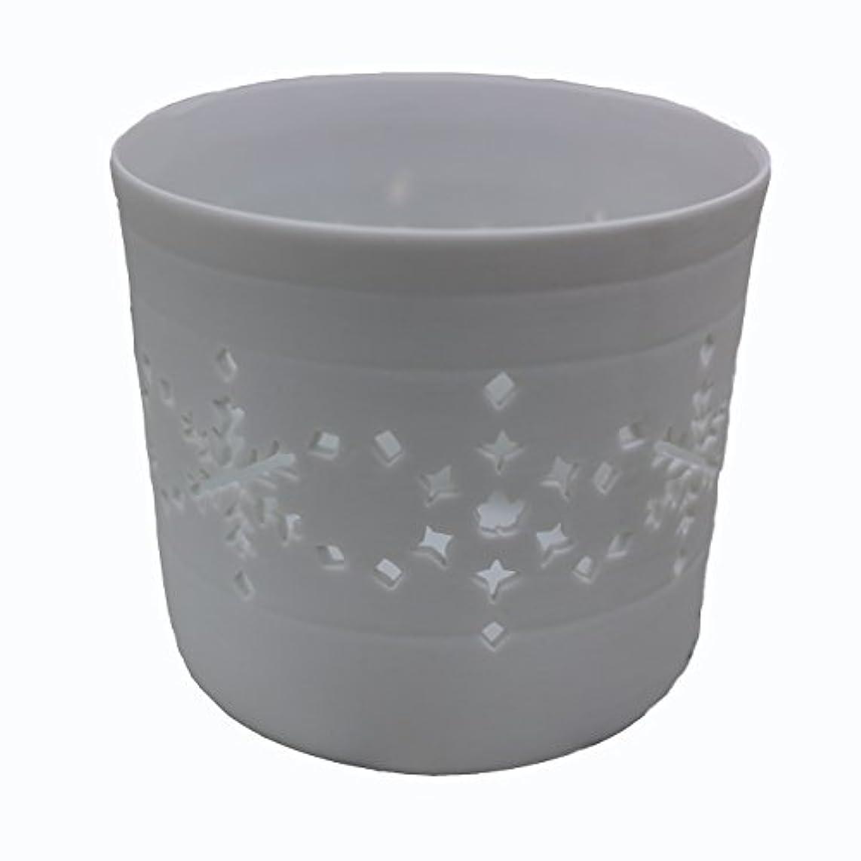 低い中級変換キャンドルカップ(ティーライト付き) 結晶