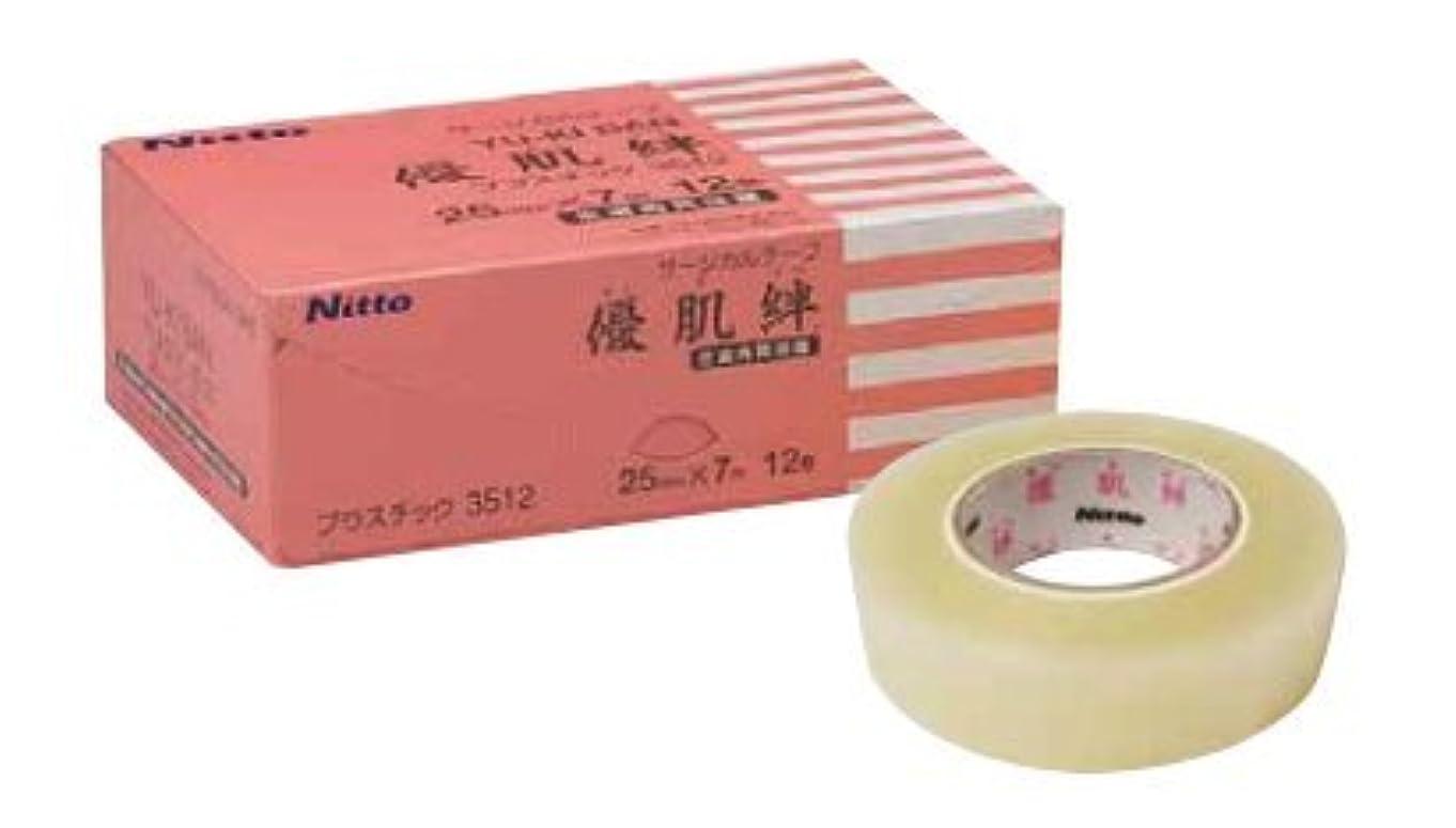 建てる航空一貫したニトムズ【優肌絆】プラスチック テープ 1巻【i-yuki】
