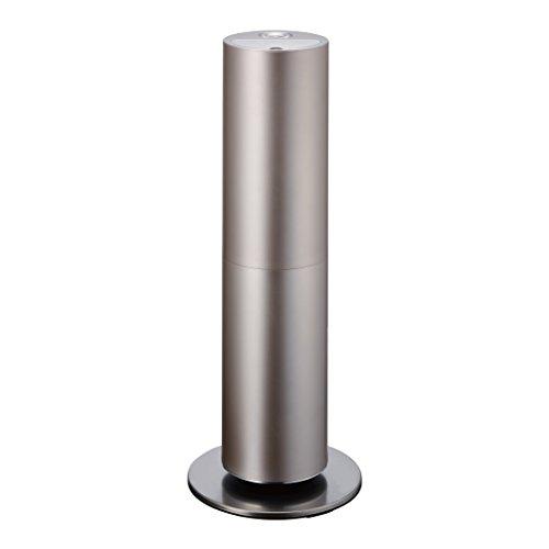 d-design 加湿器 ハイブリッド式 上部給水型 お手入れ簡単 タワー シャンパンゴールド KMHS-702 CG