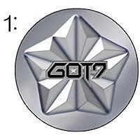 GOT7 ガッセブン ゴットセブン 缶バッチ 缶バッジ 1