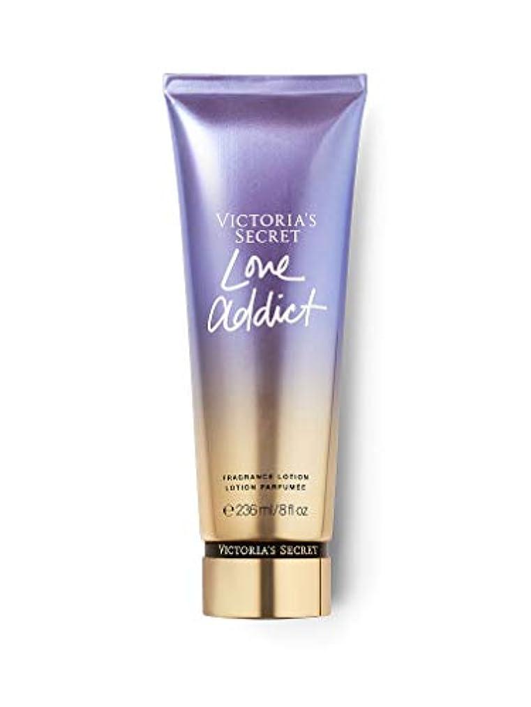 フレグランスローション Fragrance Lotion ヴィクトリアシークレット (49.ラヴアディクト/LoveAddict) [並行輸入品]