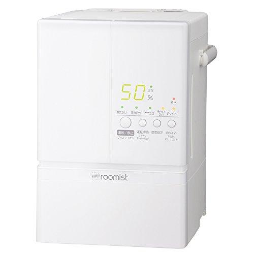 RoomClip商品情報 - 三菱重工 roomist スチームファン蒸発式加湿器 ピュアホワイト SHE60MD-W
